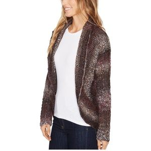 Prana Rosewood Open Front Cocoon Cardigan